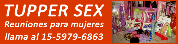 Banner Sex Shop San Miguel